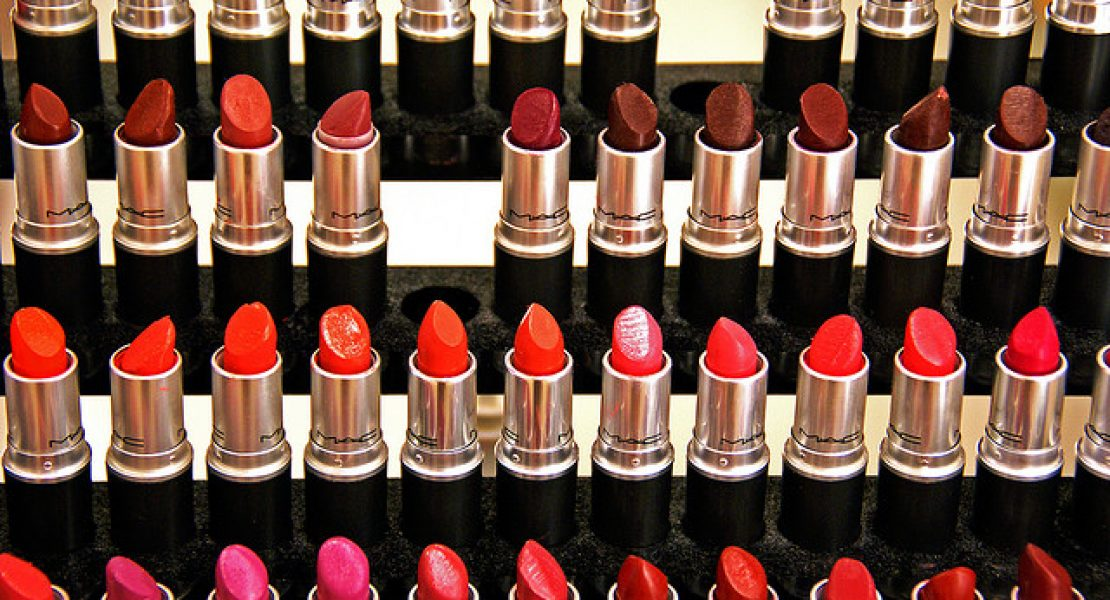 Zeigt her eure Lippenstifte!