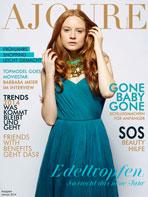 Ajouré Cover Monat Januar 2014