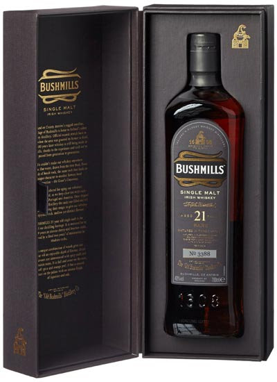 Bushmills-Whiskey