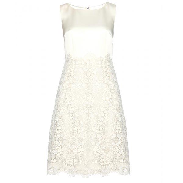 DolceGabbana---Kleid-aus-Se