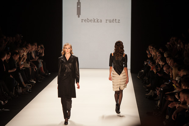 Rebekka Ruetz Fashion Week Berlin 2014