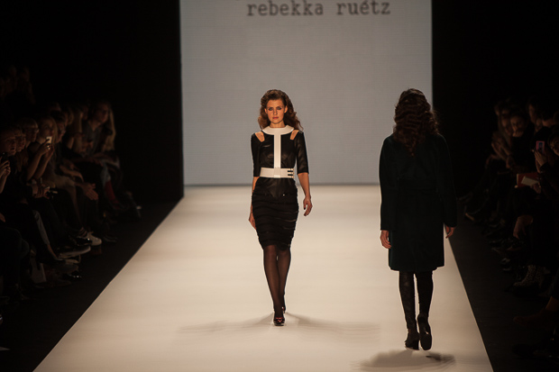 Rebekka Ruetz Fashion Week Berlin 2014