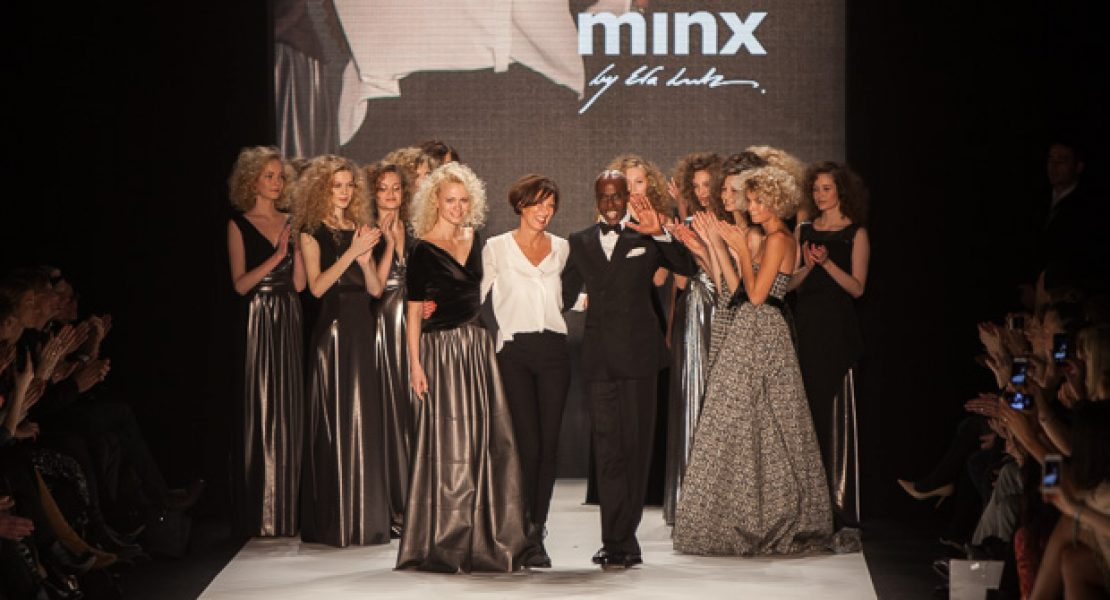 Grey Hotness! Minx Show Herbst/Winter 2014