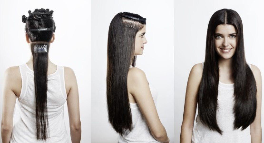 Haarverlangerung strahnen fallen raus