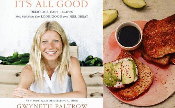 Gwyneth Paltrow gibt Kochtipps: It's All Good