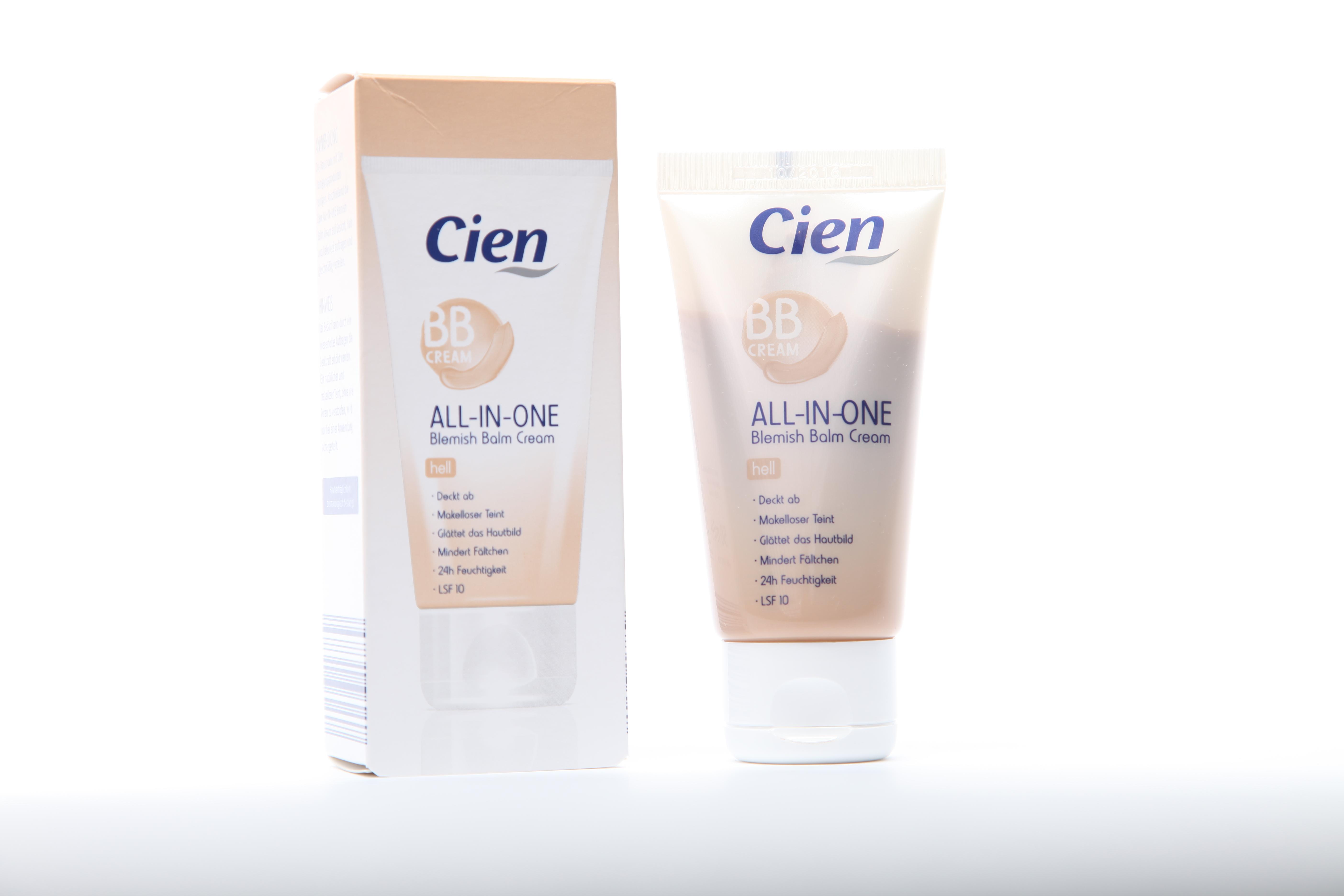 BB Cream Cien