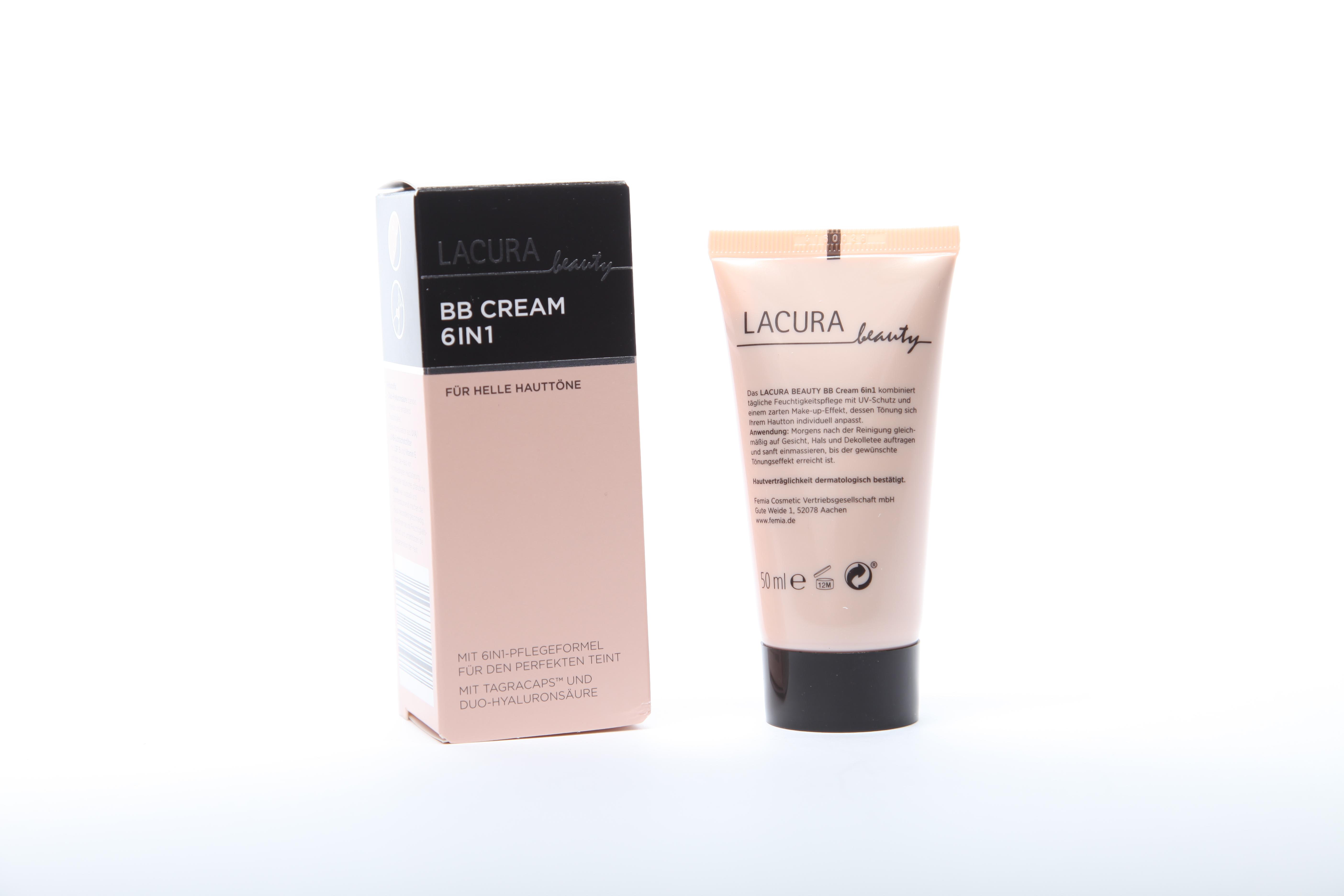 BB Cream Lacura