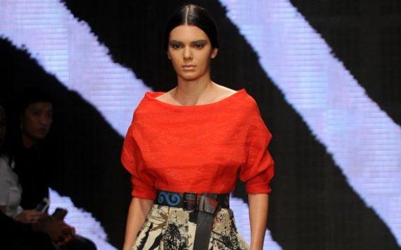 Kendall Jenner – Trash meets High Fashion