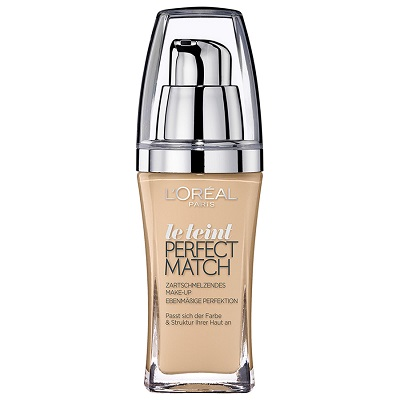 LOreal Paris Perfect Match Make-up