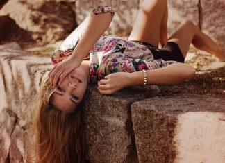 Model Leandra Martin im Porträt