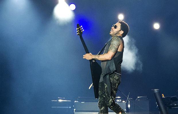 Lenny Kravitz Madrid 2012