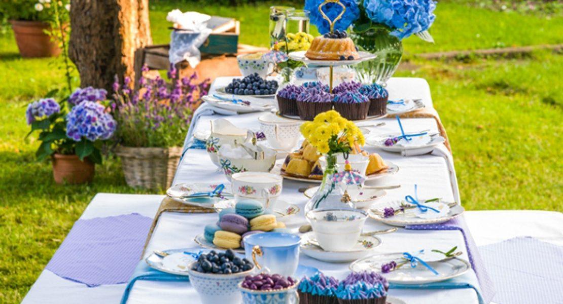 Hochzeit Spezial: 5 Tipps für eine traumhafte Gartenhochzeit