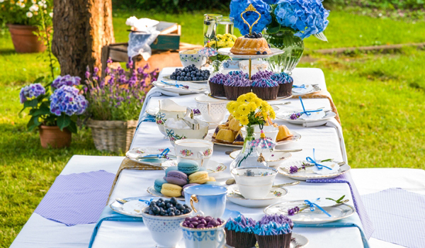 Hochzeit Spezial: 5 Tipps für eine traumhafte Gartenhochzeit - AJOURE ...