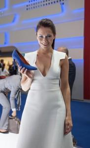 Hostess auf der IAA