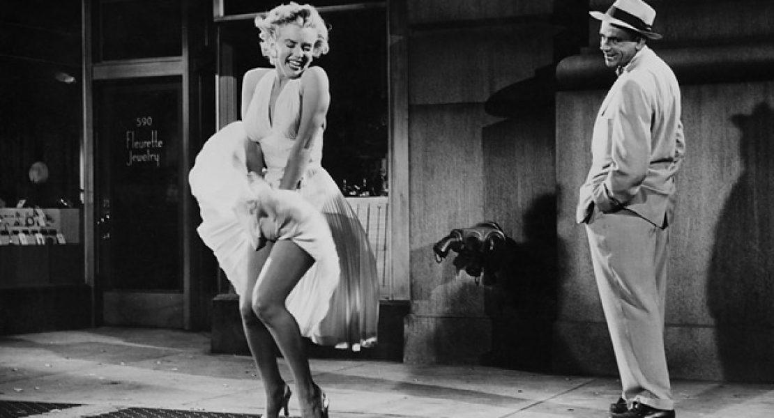 Von It-Girls und Stilikonen: Marilyn Monroe