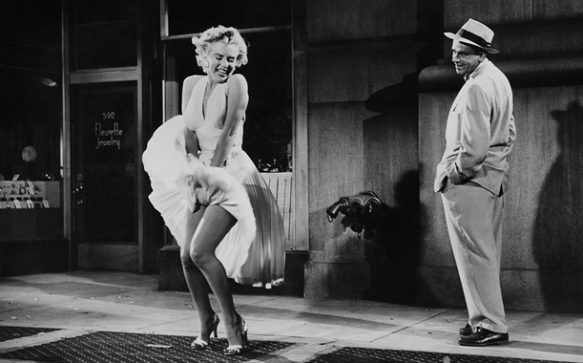 Von It-Girls und Stilikonen: Marilyn Monroe