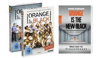"""Gewinne ein """"Orange Is The New Black"""" Fan-Paket."""