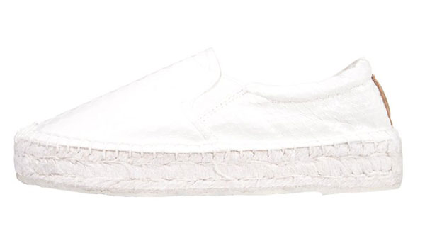 Replay MUGLER - Espadrilles - white - 59,95 €