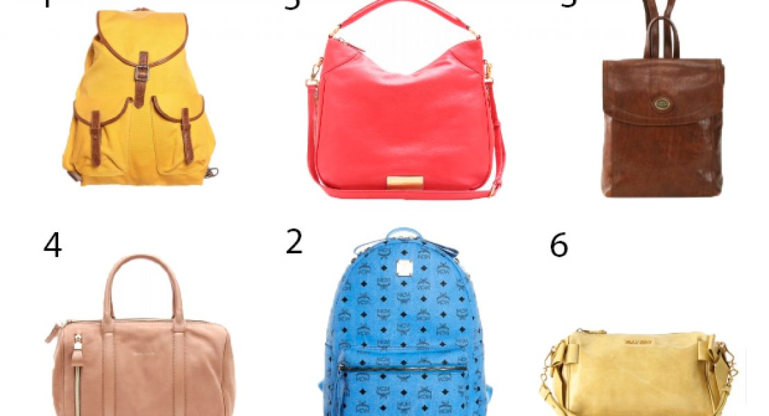 Konkurrenz für die It-Bag? Der Rucksack feiert sein Comeback!