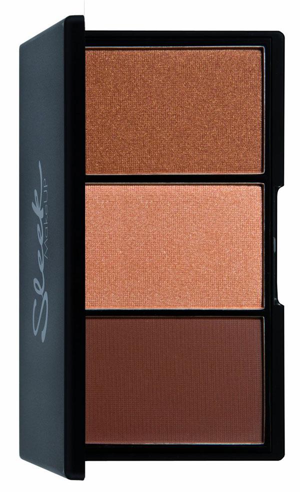 Sleek Makeup Face Form Contour & Bronzer Palette