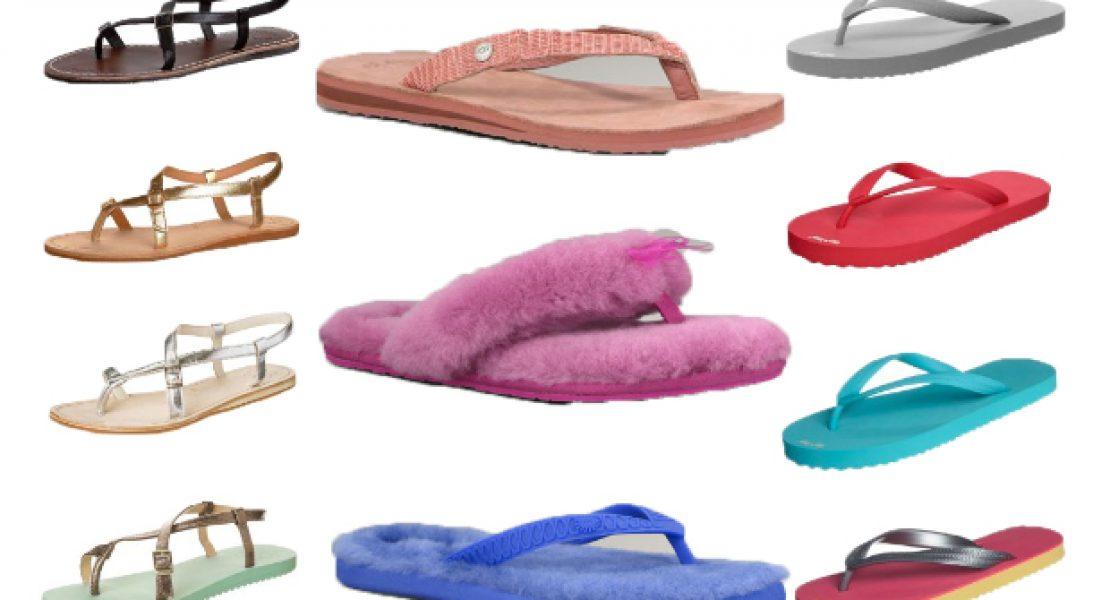 Kein Sommer ohne Flip Flops!