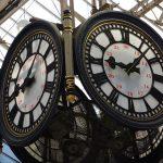 a public clock