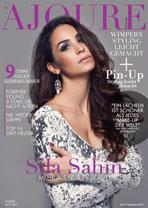 AJOURE´ Cover Monat April 2015