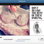 Bei diesen Instagram Accounts lohnt sich das Folgen, bei unserem natürlich auch :)