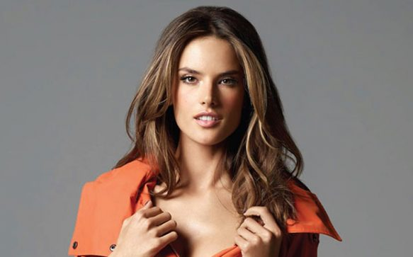 Model-Porträt: Alessandra Ambrosio