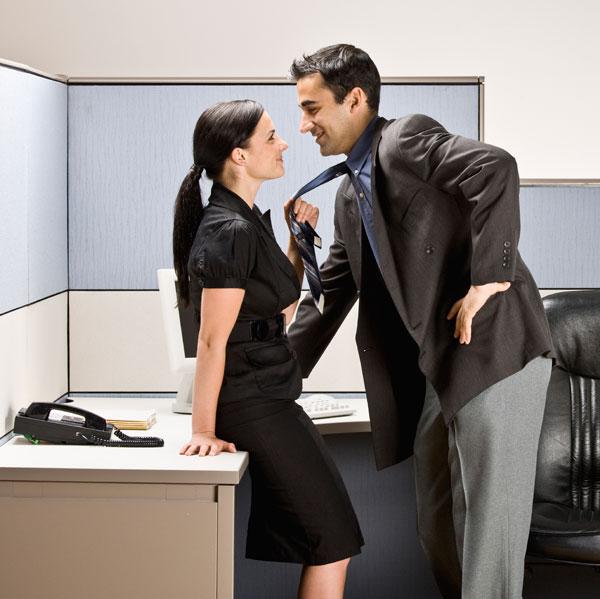 Flirten zufällige berührungen
