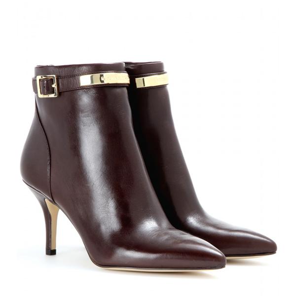 anke boots braun
