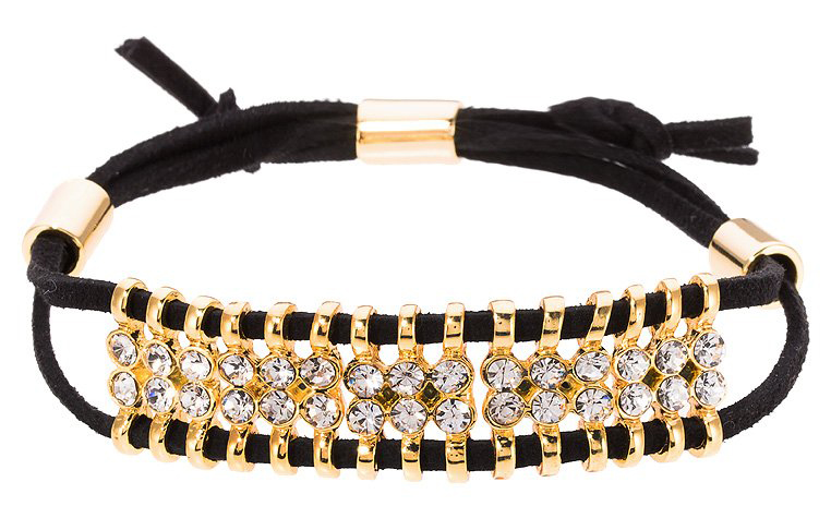 armband-schwarz-gold