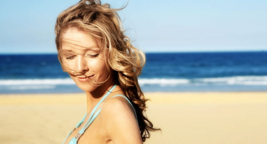 Der perfekte  Beauty-Beach-Look