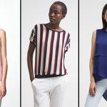 Sommer Blusen Trends 2015