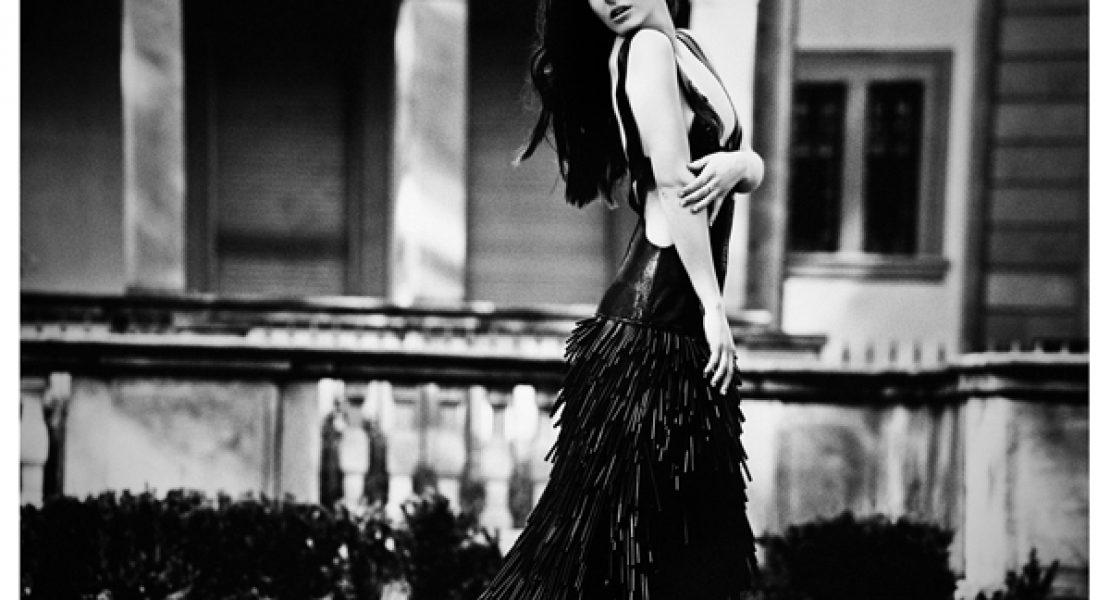 Model Chiara Carrozzo im Porträt