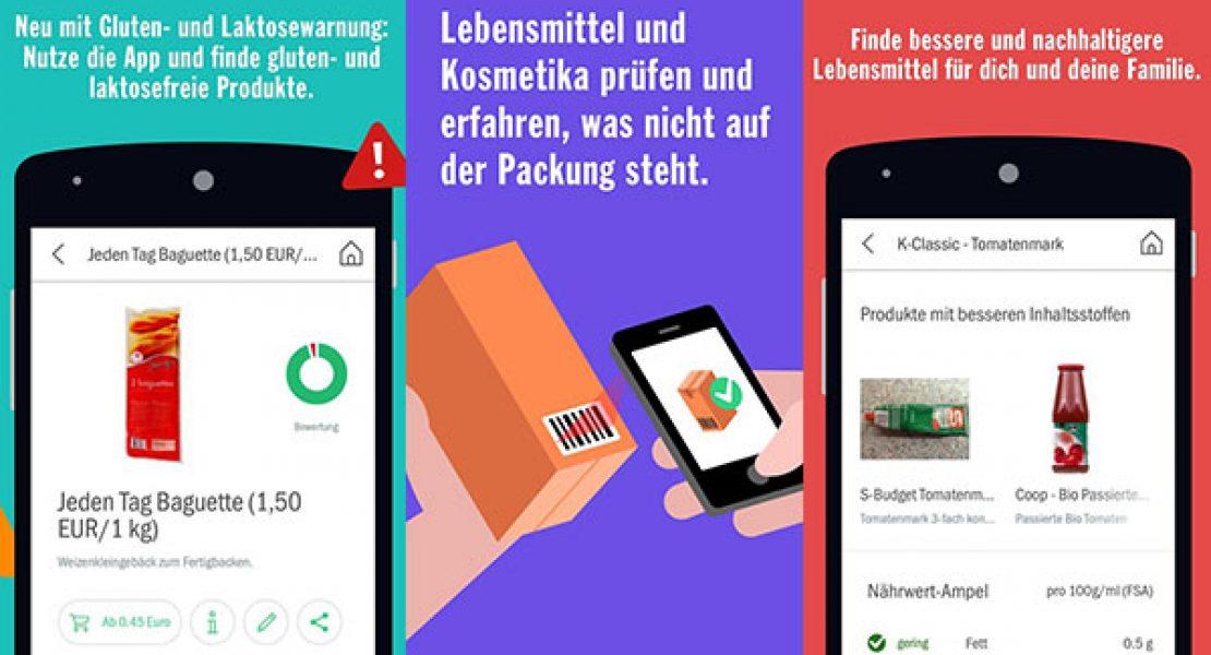 Die Codecheck App – Checke deine Lebensmittel