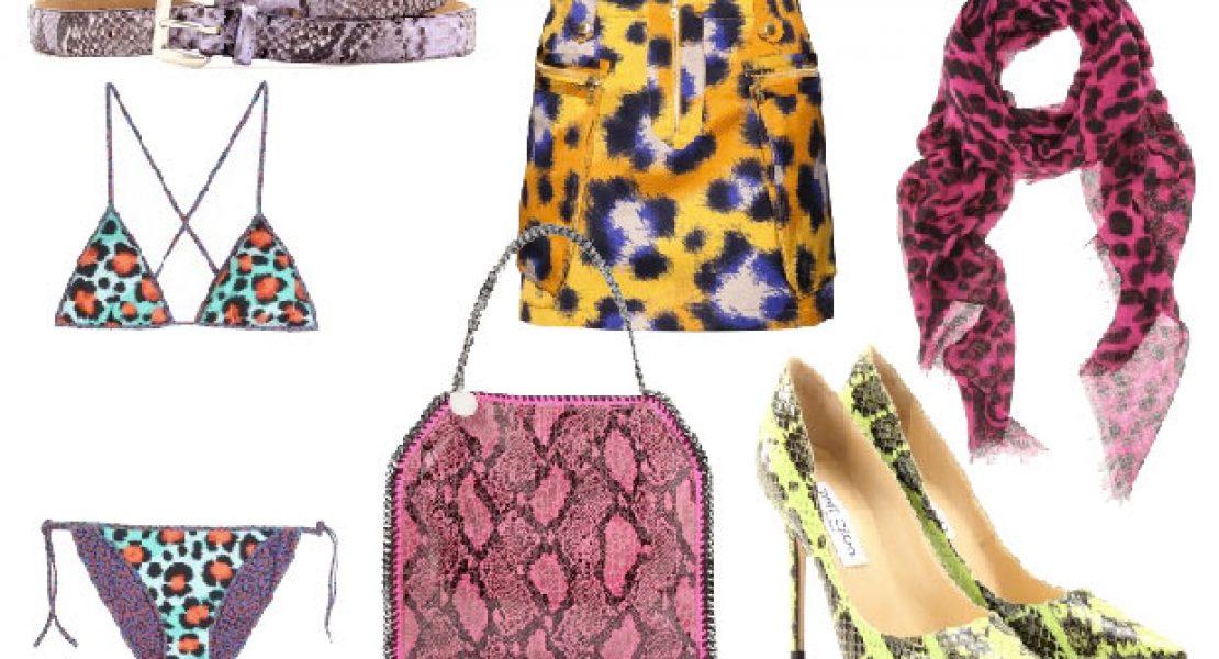 Fashion-Safari reloaded – Animal Print meets Color