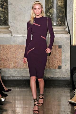 Cut-Out Kleid von Emilio Pucci