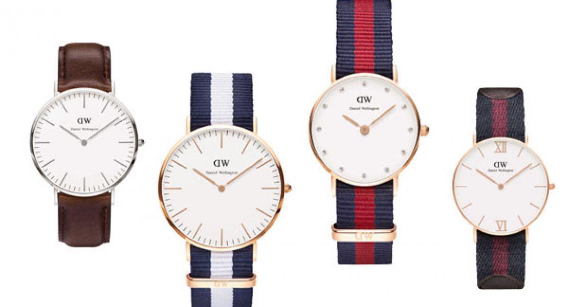 Der neue Klassiker: Daniel Wellington Watches