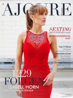 Ajouré Cover Monat Dezember 2013