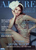 AJOURE´ Cover Monat Dezember 2014