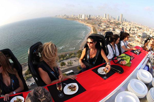 Dinner in the Sky®