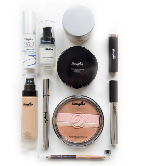 Beauty Produkte von Douglas