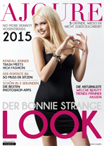 AJOURE´ Cover Monat Februar 2015