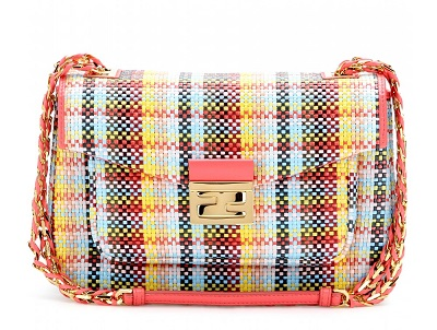 fendi-Be-Baguette-woven-leather-shoulder-bag