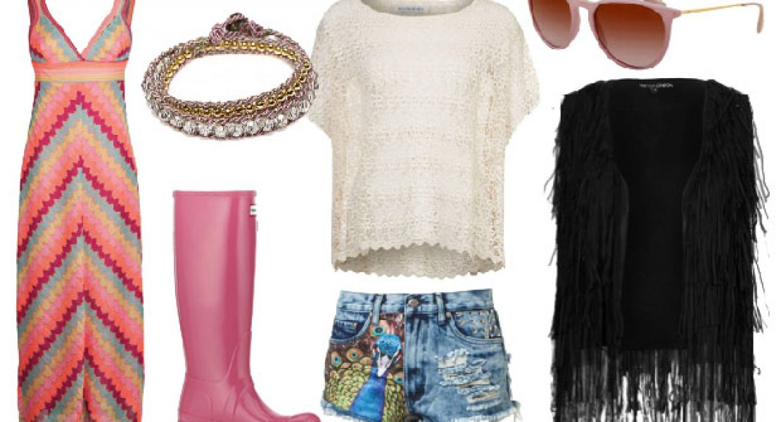 Festival Fashion: Hippie De Luxe