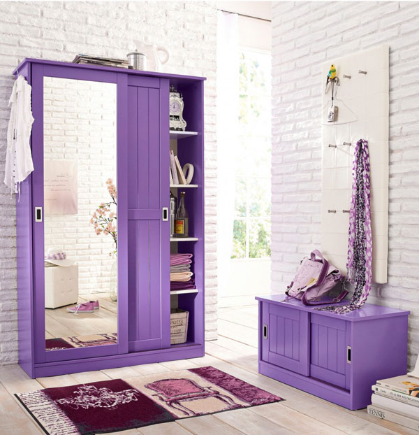 Wohntrend die farbe lila for Die farbe lila