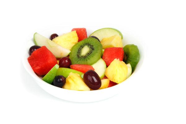 gesunder Snack zwischendurch