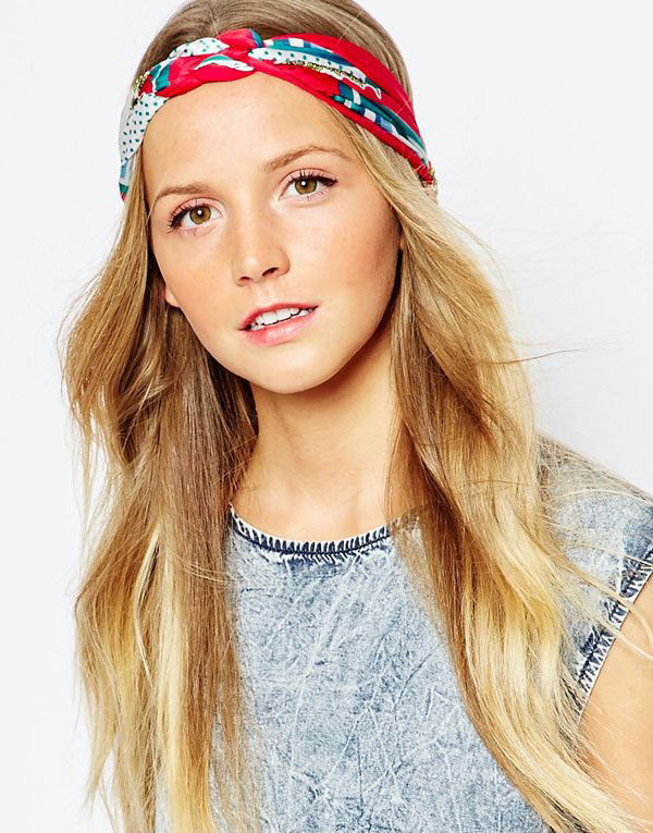 Haarband Trend