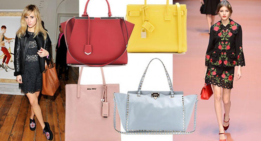 Handbag-Fever! Designer-Taschen zum verlieben